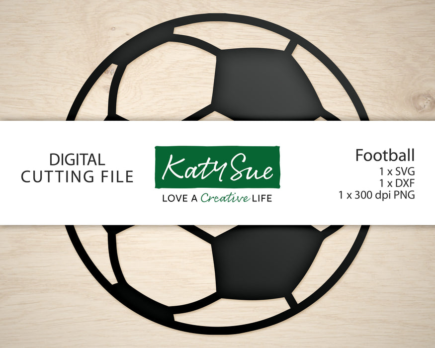 Football | Digital Cutting File