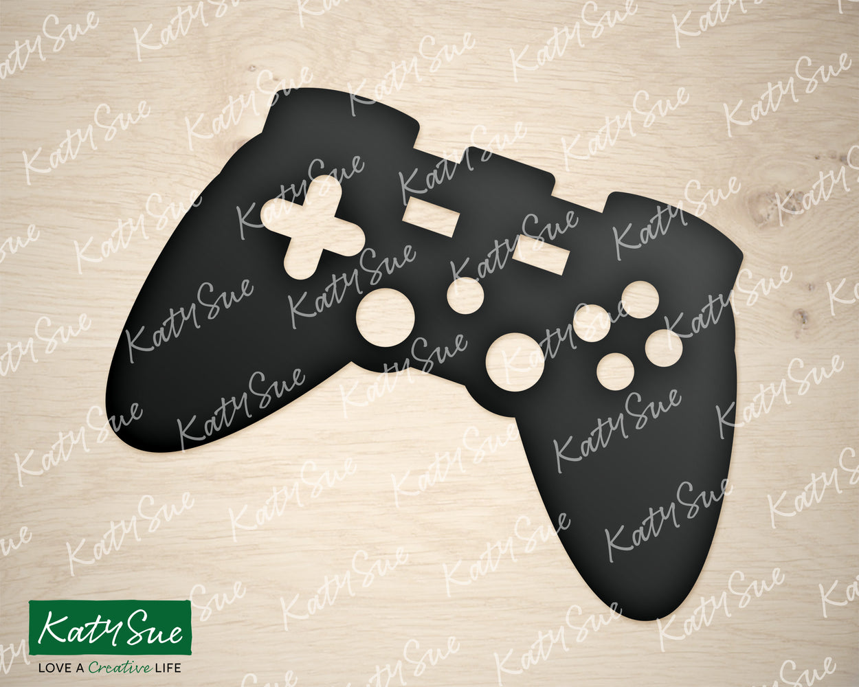 Game Controller | Digital Cutting File