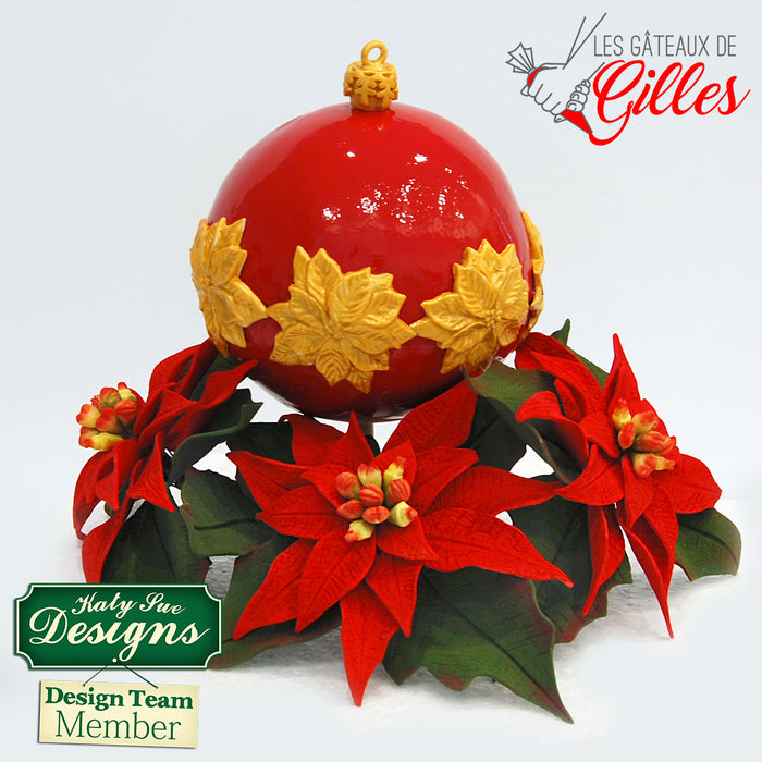 CD - Flower Pro Poinsettia Mould