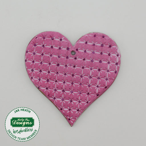 MDF Mixed Hearts (Pack of 20)