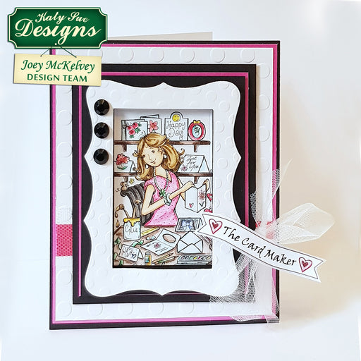 Craftaholics l Paper Craft Pad (Not Die Cut)