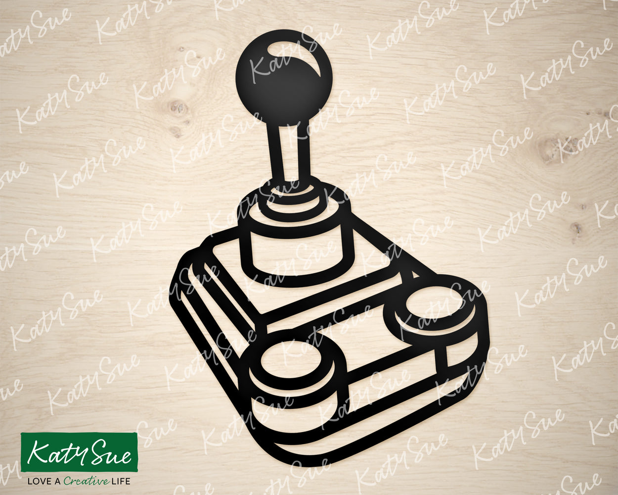 Joystick | Digital Cutting File