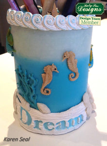 C - An idea using the Seahorses Mould