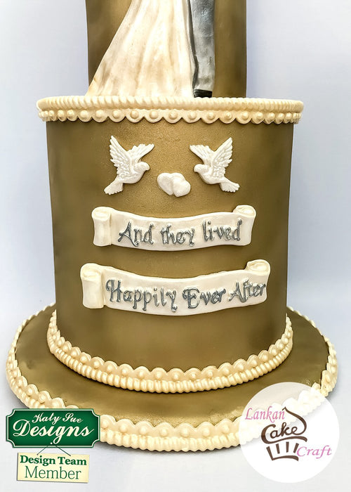 CD - Perfect for wedding cakes, anniversaries and engagements
