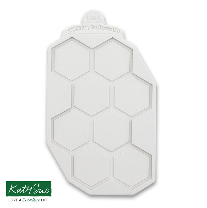 Large Continuous Honeycomb Silicone Mould