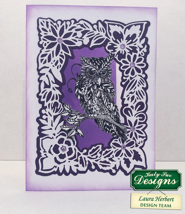 C - Owl Stamp Set