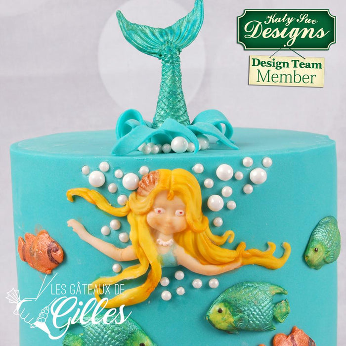 CD - An idea using the Mermaid Mould