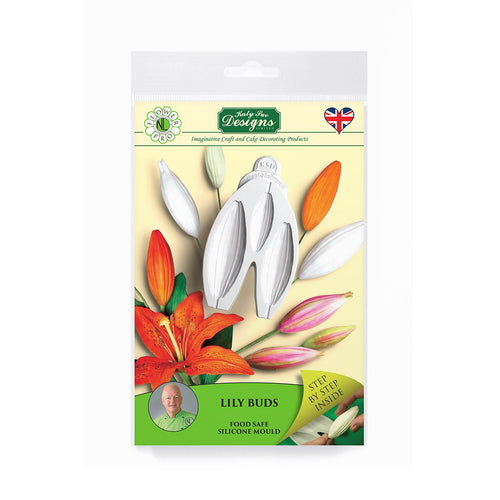 C&D - Flower Pro Lily Buds Mould