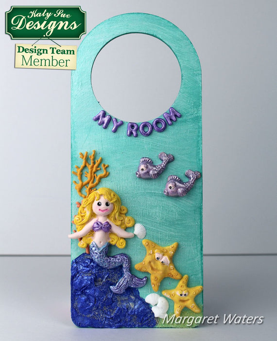 C - An idea using the Little Mermaid Sugar Buttons Mould