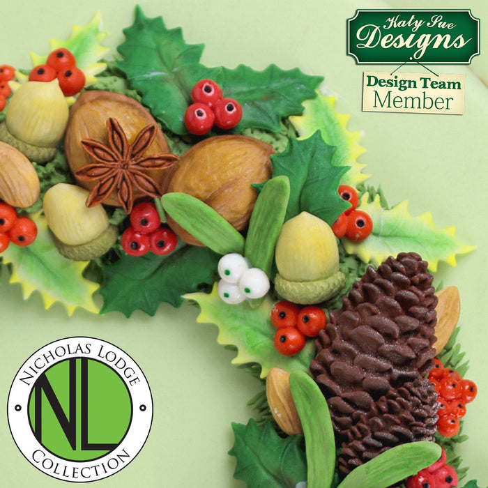 CD - An idea using the Nuts & Berries Mould product