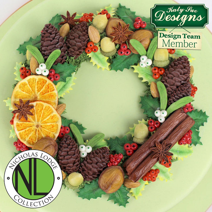 CD - An idea using the Nuts & Berries Mold product