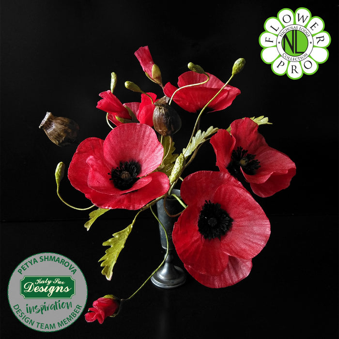 C - Flower Pro Poppy Mould