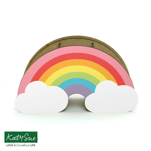 MDF Rainbow Desk Caddy Kit