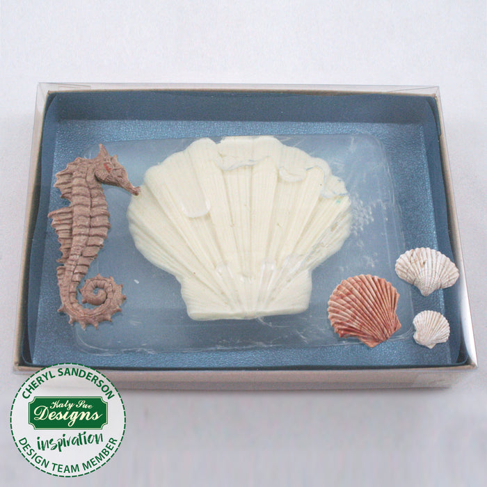 Clam Shell Silicone Mould
