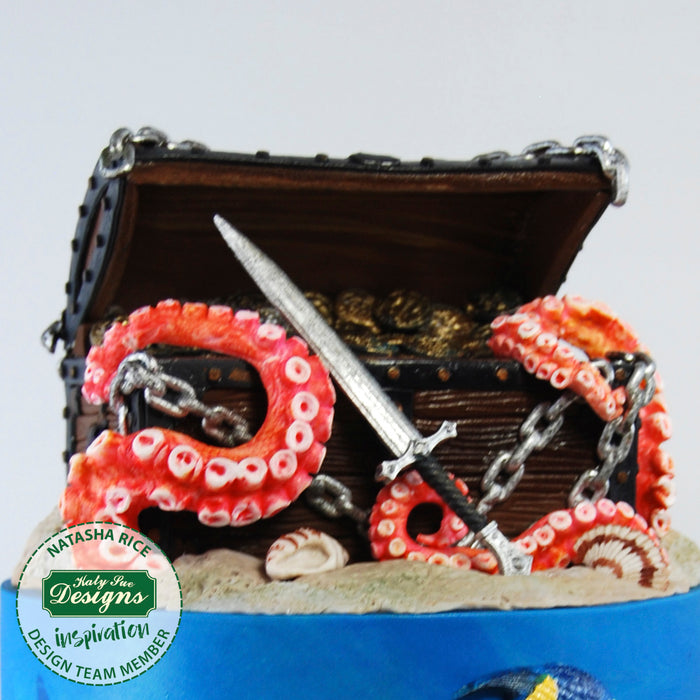 Sea Monster Tentacles Silicone Mould