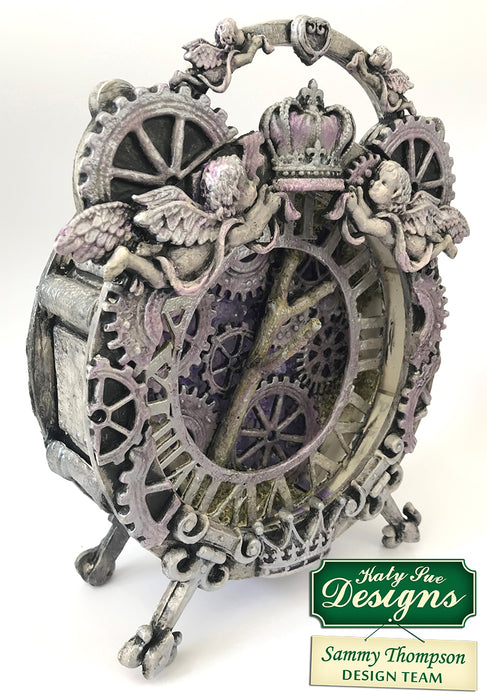 Distressed Cogs Mould