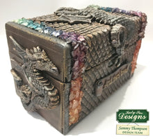 C - Dragon Scales Cake and Craft Mould
