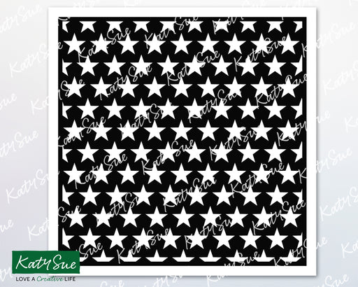 Stars Stencil | Digital Cutting File