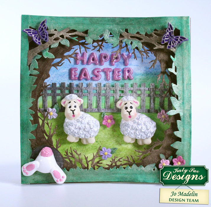 C - Sugar Buttons Easter Bundle