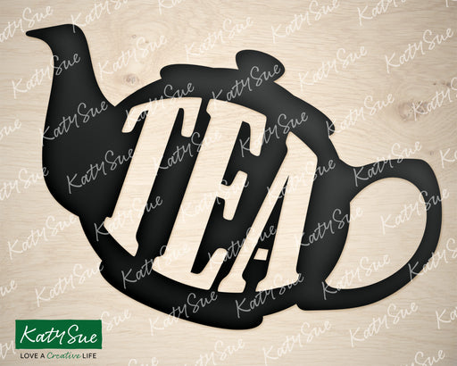 Tea | Digital Cutting File