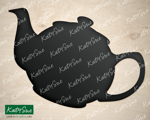 Teapot | Digital Cutting File