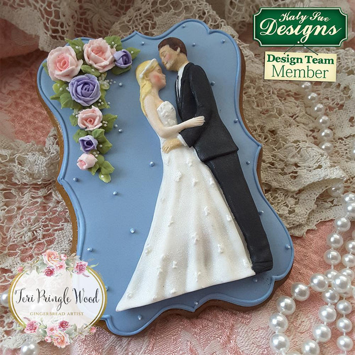 CD - The Bride and Groom Mould