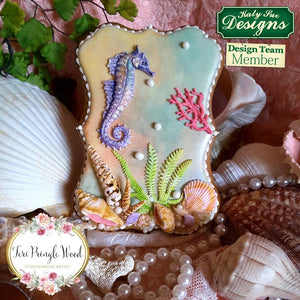 CD - An idea using the Seahorses Mould