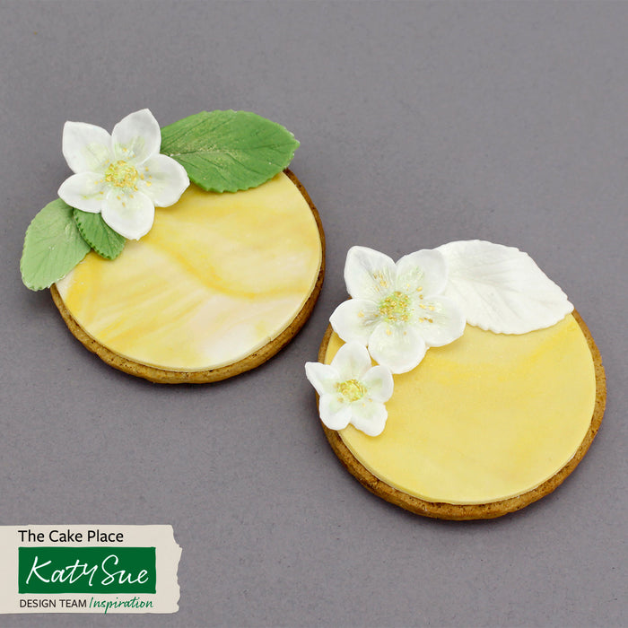 Hellebore – Christmas Rose Silicone Mould