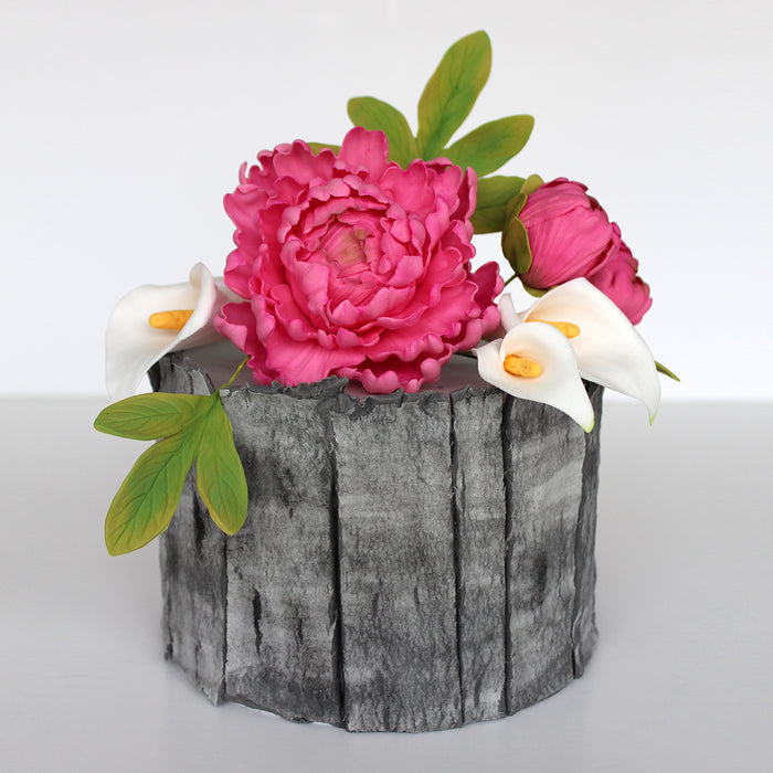 Flower Pro Peony & Tulip Silicone Mould & Veiner