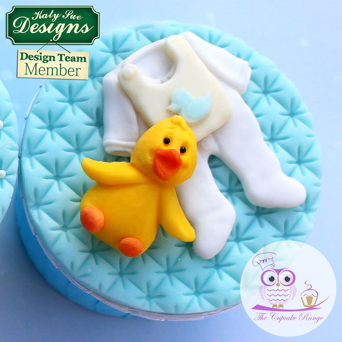 Sugar Buttons Baby Chick Silicone Mould