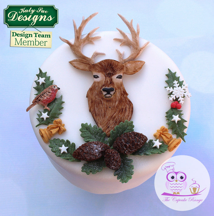 CD - Nicholas Lodge Small Antlers Mould