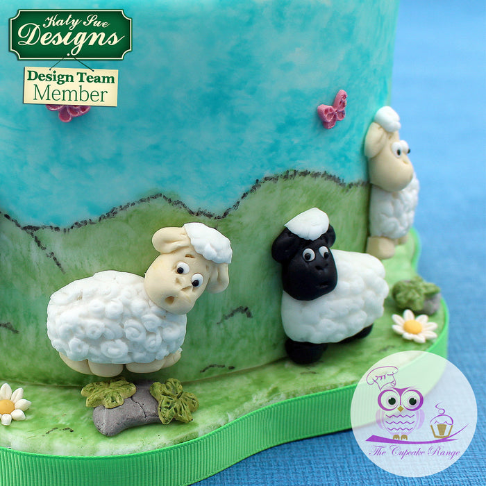 Sugar Buttons Little Lamb Mould