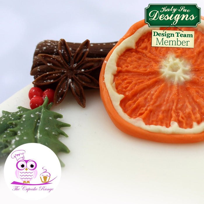 CD - An idea using the Winter Spices Mould product
