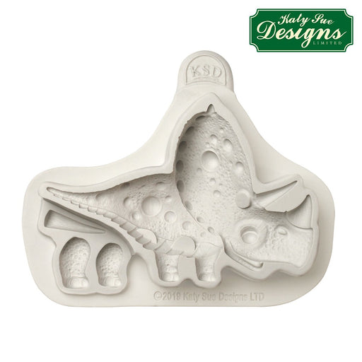 C&D - Diplodcus Cake and Craft Decorating Mould