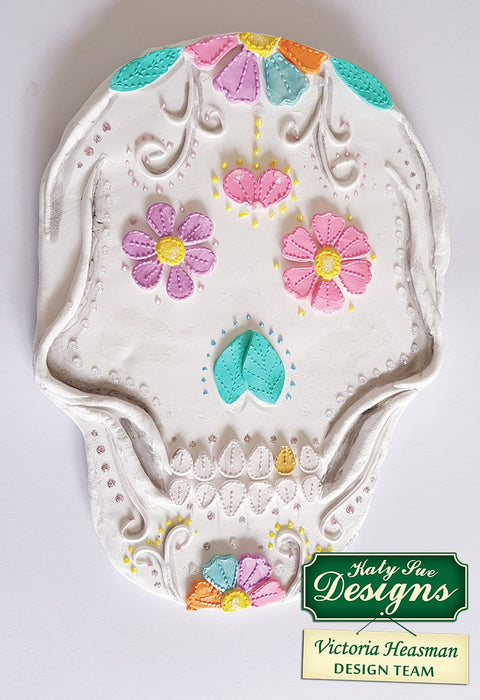 C - Stitched Silicone Moulds for Crafts