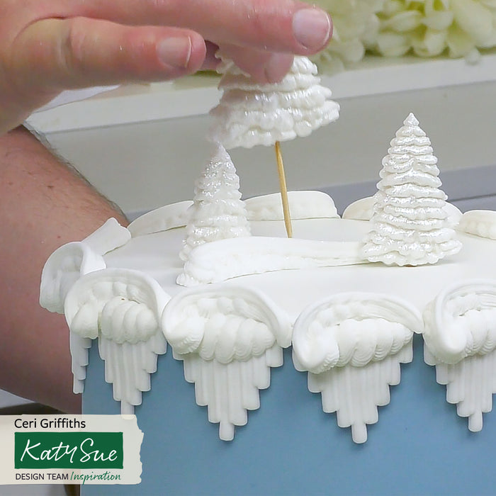 Frosty Fir Tree Cake Silicone Mould Bundle (website exclusive)