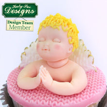 CD - An idea using the Head Set A 1inch Silicone cake decorating mould
