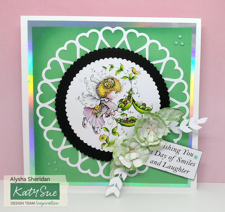 The Fairy Collection | Paper Craft Pad (Not Die Cut)