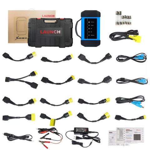 Launch X431 HD3 Heavy Duty Diagnostic Adapater