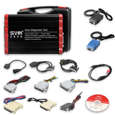 2020 FVDI Abrites Commander Auto Diagnostic Tool