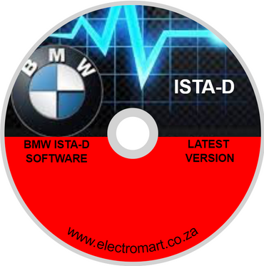 BMW ISTA-D ICOM Diagnostic Software