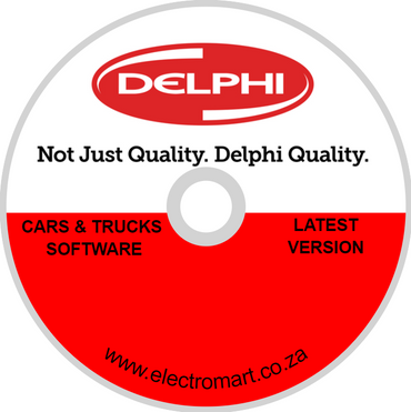 Delphi Auto Diagnostic Software