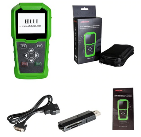 OBDSTAR H111 for Opel Auto Key Programmer