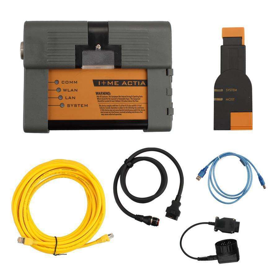BMW ICOM Dealership Level Auto Diagnostic Tool
