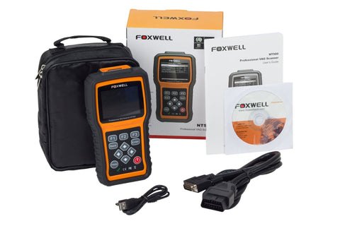 Foxwell NT500 VAG VW Audi Group OBD2 Scanner