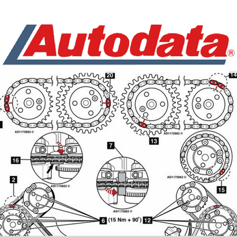 Autodata V3.45 Software