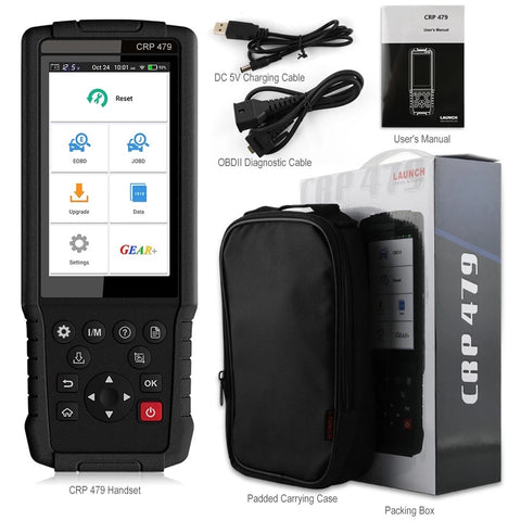 Launch 479 Professional Auto Diagnostic Tool