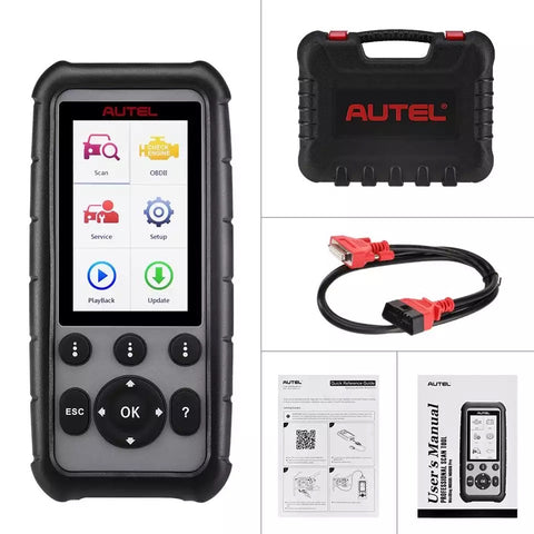 Autel MD806 MaxiDiag Auto Diagnostic Tool