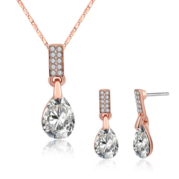 LKN18KRGPS568 Fashion jewelry set
