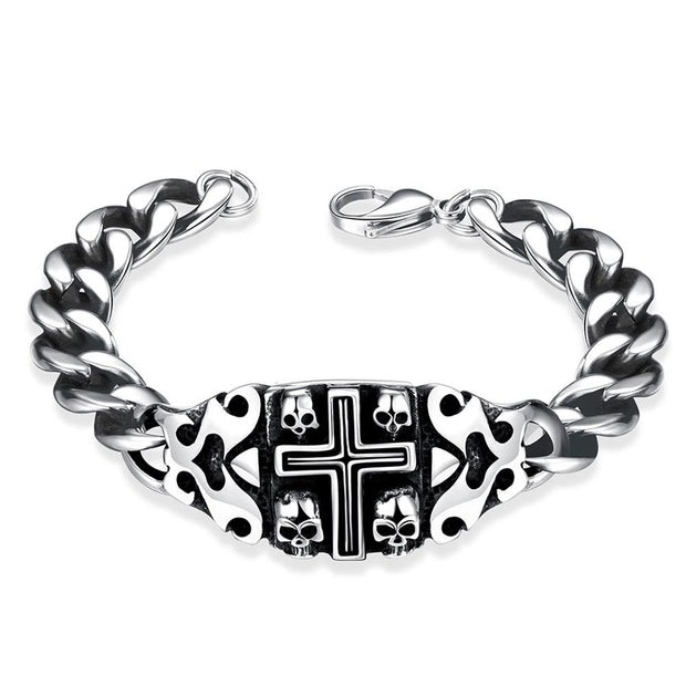 H036 Fashion 316L stainless steel bracelet for man